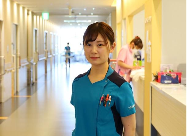 石橋総合病院 入職2年目